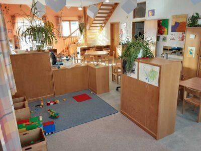 Kindergarten Gruppengraum
