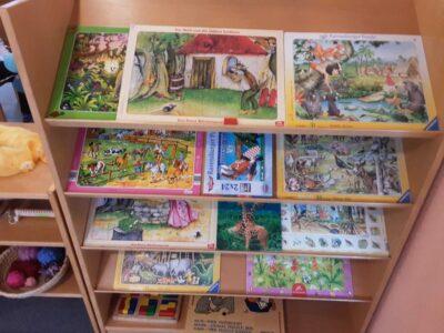 Kindergarten Bücher