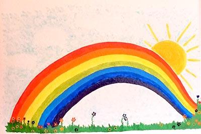 Kindergarten Regenbogen Gruppe