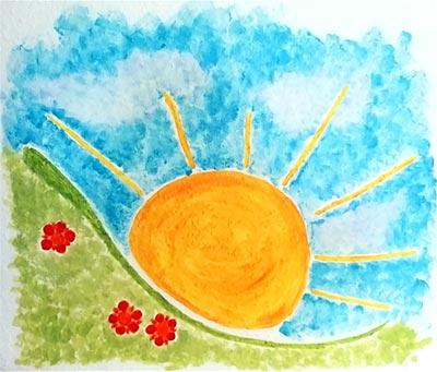 Kindergarten Sonnenschein Gruppe