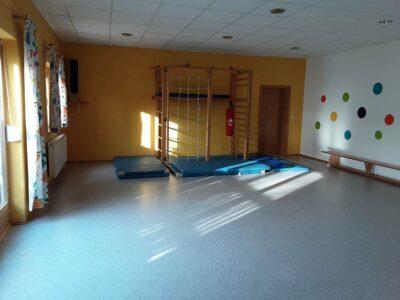 Kindergarten Turnraum